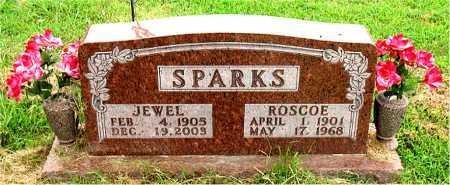 SPARKS, JEWEL - Boone County, Arkansas | JEWEL SPARKS - Arkansas Gravestone Photos