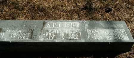 SPEER, SAMUAL CLAY - Boone County, Arkansas | SAMUAL CLAY SPEER - Arkansas Gravestone Photos