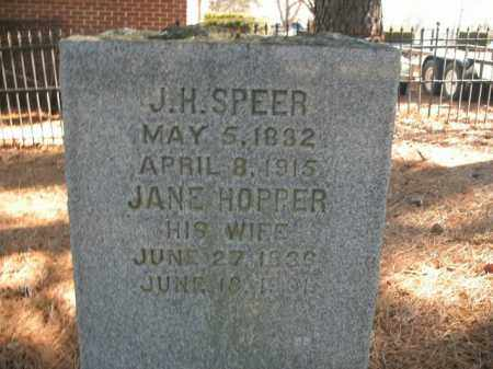 SPEER, ELVIRA JANE - Boone County, Arkansas | ELVIRA JANE SPEER - Arkansas Gravestone Photos