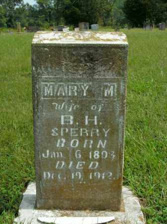 SPERRY, MARY M. - Boone County, Arkansas | MARY M. SPERRY - Arkansas Gravestone Photos