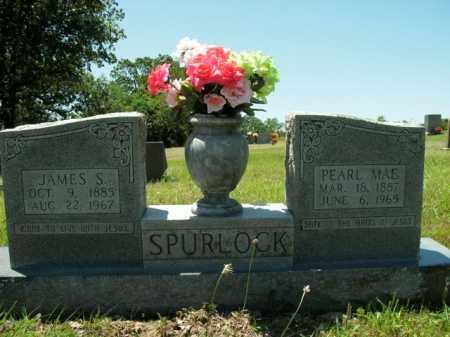 SPURLOCK, PEARL MAE - Boone County, Arkansas | PEARL MAE SPURLOCK - Arkansas Gravestone Photos