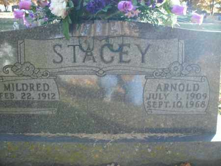 STACEY, ARNOLD - Boone County, Arkansas | ARNOLD STACEY - Arkansas Gravestone Photos