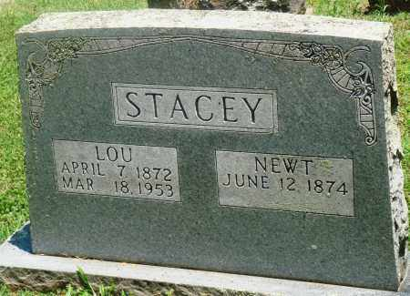 STACEY, NEWT - Boone County, Arkansas | NEWT STACEY - Arkansas Gravestone Photos