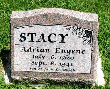 STACY, ADRIAN EUGENE - Boone County, Arkansas | ADRIAN EUGENE STACY - Arkansas Gravestone Photos