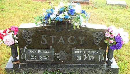 STACY, DORTHA CLIFTON - Boone County, Arkansas | DORTHA CLIFTON STACY - Arkansas Gravestone Photos