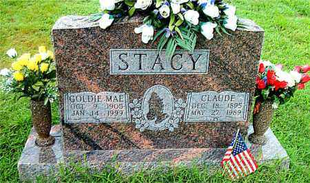 STACY, CLAUDE - Boone County, Arkansas | CLAUDE STACY - Arkansas Gravestone Photos