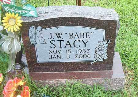 STACY, J.  W.   (BABE) - Boone County, Arkansas | J.  W.   (BABE) STACY - Arkansas Gravestone Photos
