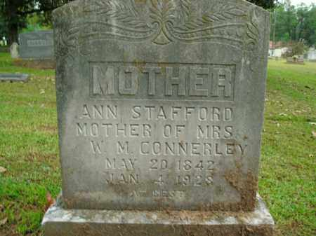 STAFFORD, ANN - Boone County, Arkansas | ANN STAFFORD - Arkansas Gravestone Photos
