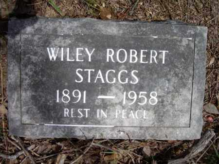 STAGGS, WILEY ROBERT - Boone County, Arkansas | WILEY ROBERT STAGGS - Arkansas Gravestone Photos