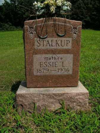 STALKUP, ESSIE L. - Boone County, Arkansas | ESSIE L. STALKUP - Arkansas Gravestone Photos
