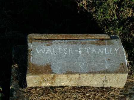 STANLEY, WALTER - Boone County, Arkansas | WALTER STANLEY - Arkansas Gravestone Photos