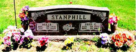 STANPHILL, BELLE - Boone County, Arkansas | BELLE STANPHILL - Arkansas Gravestone Photos