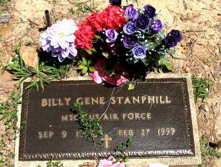 STANPHILL  (VETERAN), BILLY GENE - Boone County, Arkansas | BILLY GENE STANPHILL  (VETERAN) - Arkansas Gravestone Photos