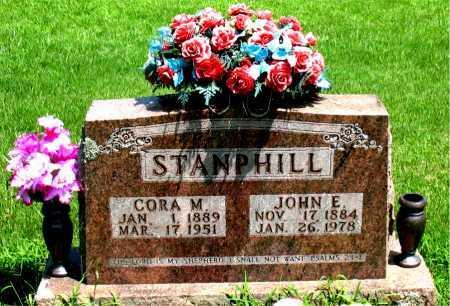STANPHILL, CORA M - Boone County, Arkansas | CORA M STANPHILL - Arkansas Gravestone Photos