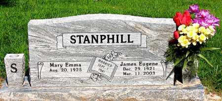STANPHILL, JAMES EUGENE - Boone County, Arkansas | JAMES EUGENE STANPHILL - Arkansas Gravestone Photos