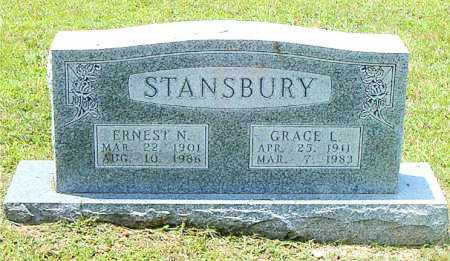 STANSBURY, GRACE L. - Boone County, Arkansas | GRACE L. STANSBURY - Arkansas Gravestone Photos