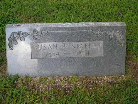 STAPLES, SUSAN P. - Boone County, Arkansas | SUSAN P. STAPLES - Arkansas Gravestone Photos