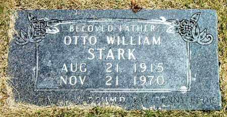 STARK, OTTO WILLIAM - Boone County, Arkansas | OTTO WILLIAM STARK - Arkansas Gravestone Photos