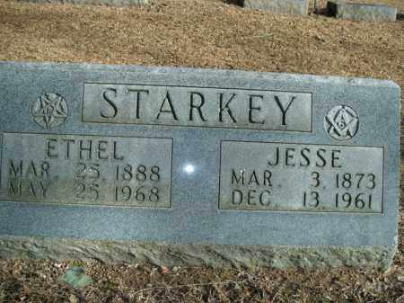 STARKEY, JESSE - Boone County, Arkansas | JESSE STARKEY - Arkansas Gravestone Photos