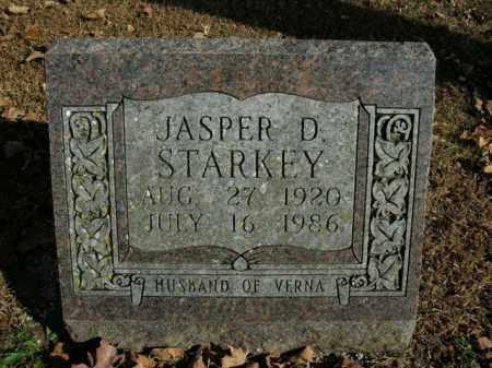 STARKEY, JASPER D. - Boone County, Arkansas | JASPER D. STARKEY - Arkansas Gravestone Photos