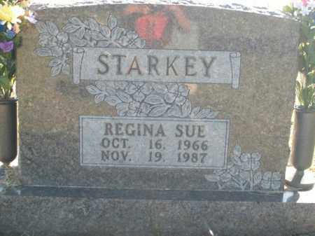 STARKEY, REGINA SUE - Boone County, Arkansas | REGINA SUE STARKEY - Arkansas Gravestone Photos