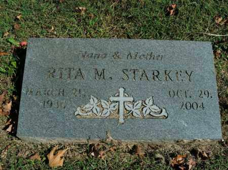 STARKEY, RITA M. - Boone County, Arkansas | RITA M. STARKEY - Arkansas Gravestone Photos