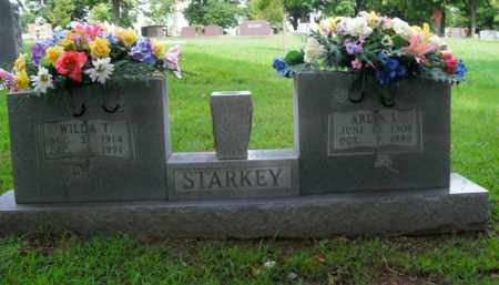 STARKEY, ARLIN L. - Boone County, Arkansas | ARLIN L. STARKEY - Arkansas Gravestone Photos