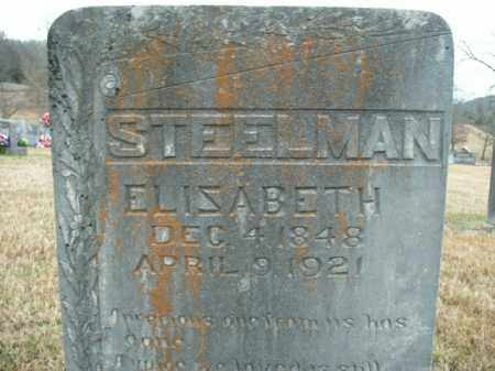 STEELMAN, ELIZABETH - Boone County, Arkansas | ELIZABETH STEELMAN - Arkansas Gravestone Photos