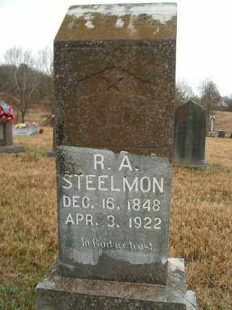 STEELMON, R.A. - Boone County, Arkansas | R.A. STEELMON - Arkansas Gravestone Photos