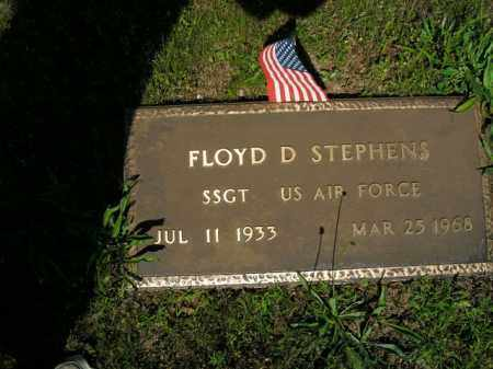 STEPHENS  (VETERAN), FLOYD D. - Boone County, Arkansas | FLOYD D. STEPHENS  (VETERAN) - Arkansas Gravestone Photos