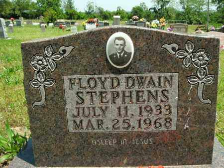 STEPHENS, FLOYD DWAIN - Boone County, Arkansas | FLOYD DWAIN STEPHENS - Arkansas Gravestone Photos