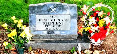 STEPHENS, JEDIDIAH DOYLE - Boone County, Arkansas | JEDIDIAH DOYLE STEPHENS - Arkansas Gravestone Photos