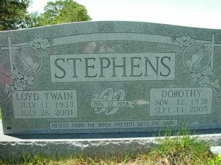STEPHENS, DOROTHY - Boone County, Arkansas | DOROTHY STEPHENS - Arkansas Gravestone Photos