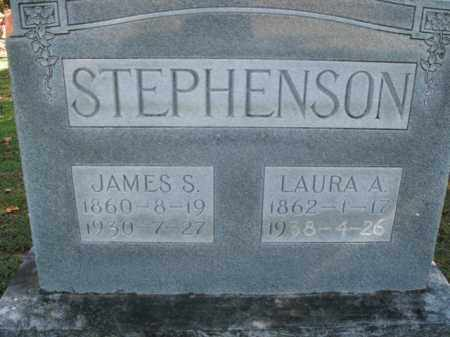 STEPHENSON, JAMES S. - Boone County, Arkansas | JAMES S. STEPHENSON - Arkansas Gravestone Photos