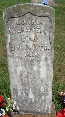 STEPP  (VETERAN UNION), WILLIAM H. - Boone County, Arkansas | WILLIAM H. STEPP  (VETERAN UNION) - Arkansas Gravestone Photos