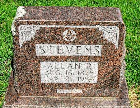 STEVENS, ALLEN RICE - Boone County, Arkansas | ALLEN RICE STEVENS - Arkansas Gravestone Photos