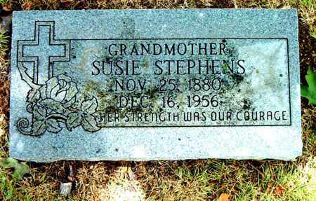 STEVENS, SUSIE - Boone County, Arkansas | SUSIE STEVENS - Arkansas Gravestone Photos