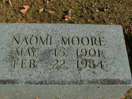 MOORE STEWARD, NAOMI - Boone County, Arkansas | NAOMI MOORE STEWARD - Arkansas Gravestone Photos