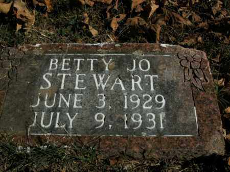 STEWART, BETTY JO - Boone County, Arkansas | BETTY JO STEWART - Arkansas Gravestone Photos