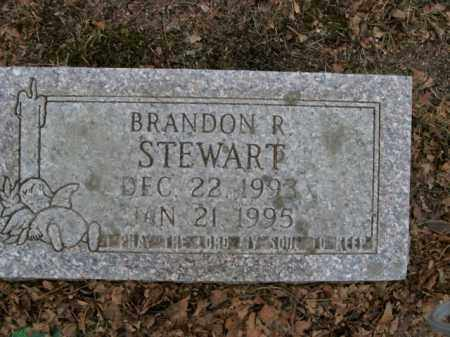STEWART, BRANDON R. - Boone County, Arkansas | BRANDON R. STEWART - Arkansas Gravestone Photos