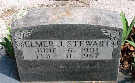 STEWART, ELMER   J. - Boone County, Arkansas | ELMER   J. STEWART - Arkansas Gravestone Photos