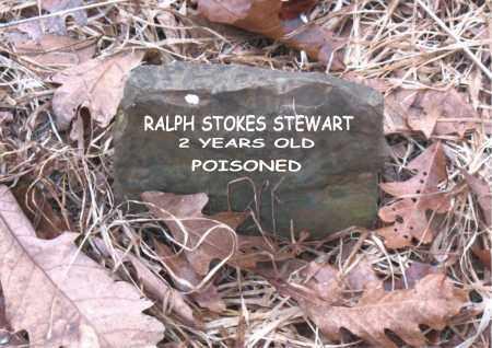 STEWART, RALPH STOKES - Boone County, Arkansas | RALPH STOKES STEWART - Arkansas Gravestone Photos