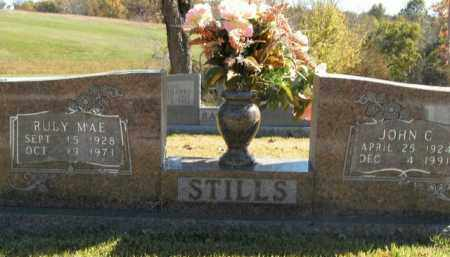 STILLS, RUBY MAE - Boone County, Arkansas | RUBY MAE STILLS - Arkansas Gravestone Photos