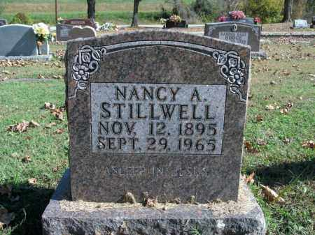 STILLWELL, NANCY A. - Boone County, Arkansas | NANCY A. STILLWELL - Arkansas Gravestone Photos