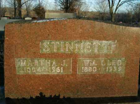 STINNETT, WILLIAM CLEO - Boone County, Arkansas | WILLIAM CLEO STINNETT - Arkansas Gravestone Photos