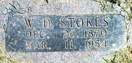 STOKES, WILLIAM DEWARD - Boone County, Arkansas | WILLIAM DEWARD STOKES - Arkansas Gravestone Photos