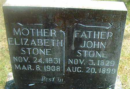 STONE, ELIZABETH - Boone County, Arkansas | ELIZABETH STONE - Arkansas Gravestone Photos
