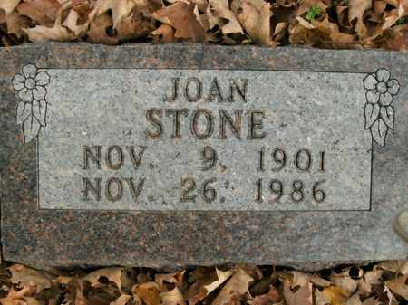 STONE, JOAN - Boone County, Arkansas | JOAN STONE - Arkansas Gravestone Photos
