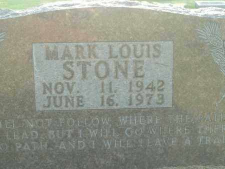 STONE, MARK LOUIS - Boone County, Arkansas | MARK LOUIS STONE - Arkansas Gravestone Photos