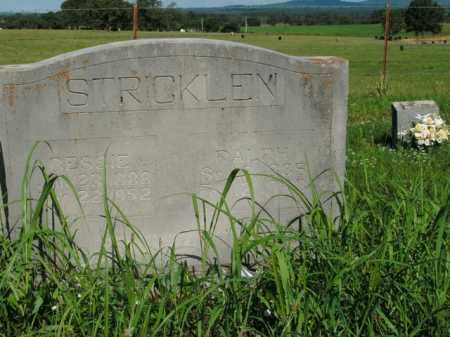 STRICKLEN, RALPH - Boone County, Arkansas | RALPH STRICKLEN - Arkansas Gravestone Photos